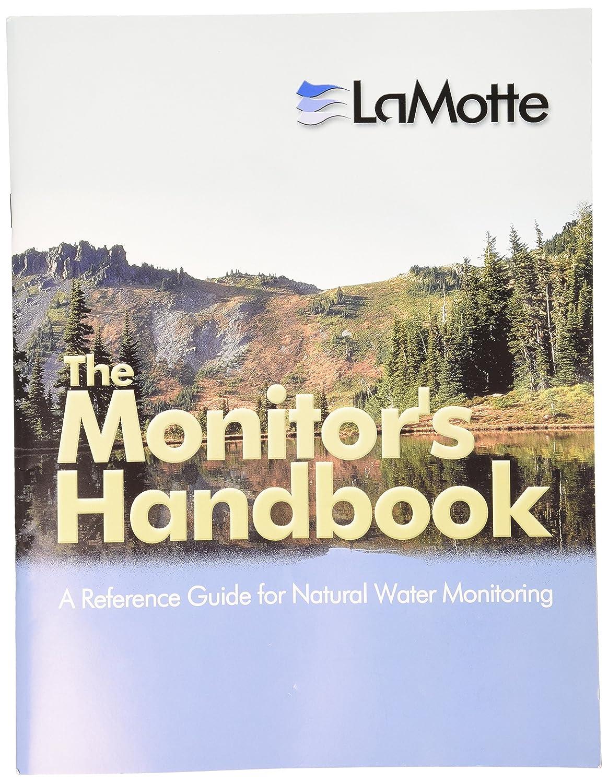 Barato LaMotte 1507 The Monitor's Handbook Environmental Education Handbook
