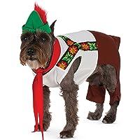 Rubies Costume Co Company 580367_L Lederhosen Hound for Pet, Large