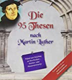 Die 95 Thesen nach Martin Luther