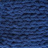 Bernat Blanket Super Bulky Yarn, 5.3oz, Guage 6 Super Bulky, Navy