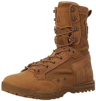 fc3afc1994c 5.11 Tactical Skyweight Waterproof Side Zip Boot,Dark Coyote,7 W