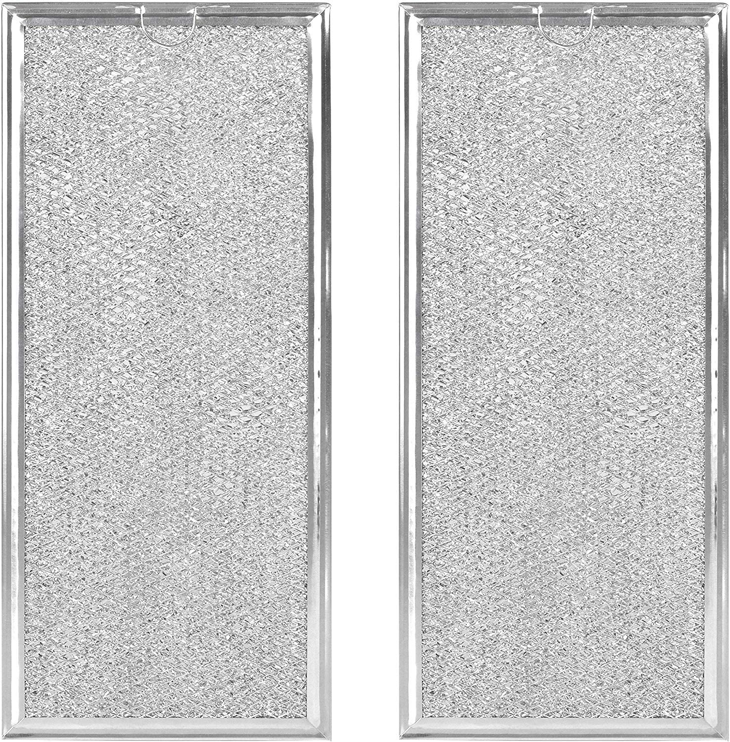 w10208631a microwave grease filter compatible with whirlpool and ge microwaves 2 pack