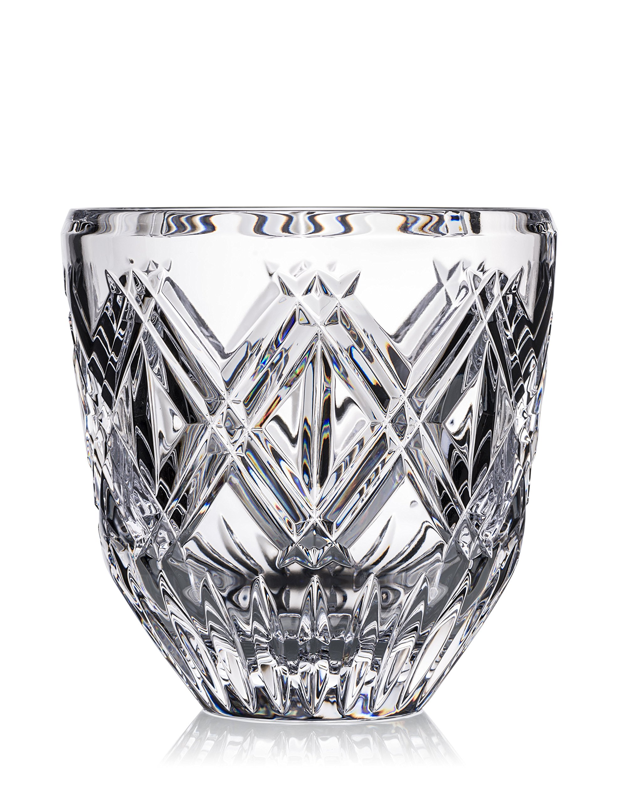 Marquis By Waterford 40030433 Lacey Ice Bucket, Clear, 24 Oz