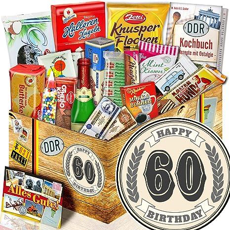 Gute geschenke zum 60
