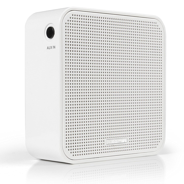 AudioAffairs Radio pour prise murale blanc Latupo GmbH PR001