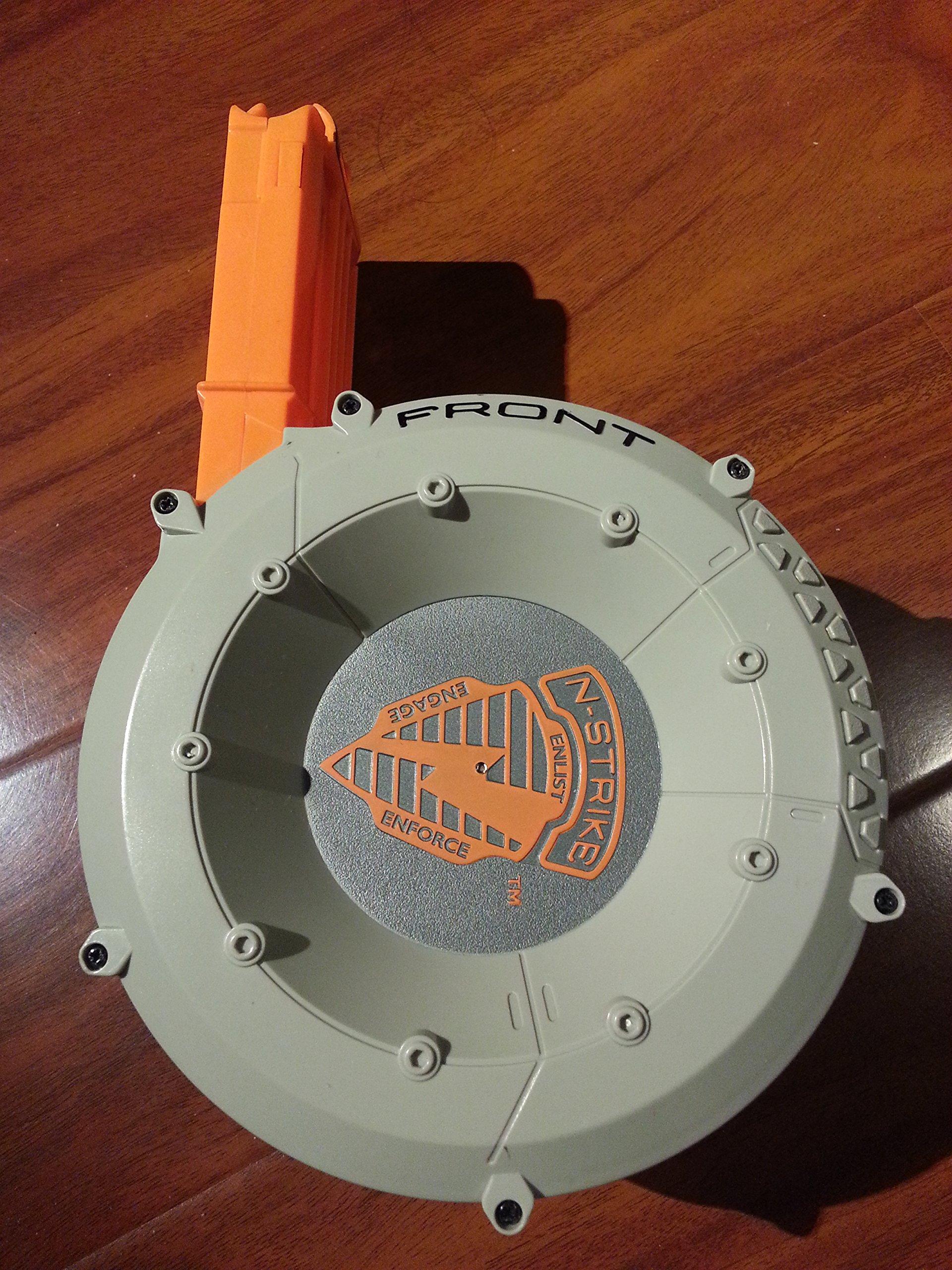 Nerf 35-dart capacity Drum