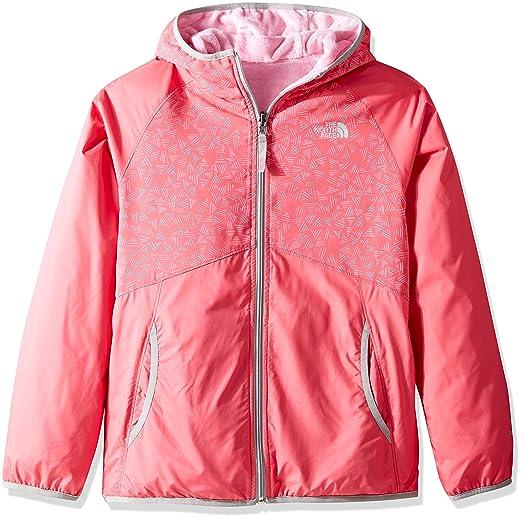 e84ae6e0b The North Face Kids Girl's Reversible Breezeway Wind Jacket (Little Kids/Big  Kids)