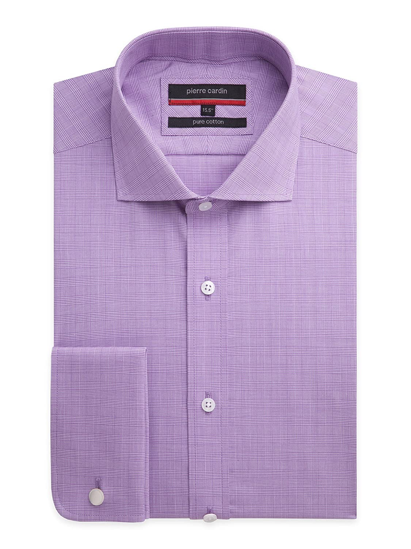 mehrere farben Repliken hochwertige Materialien Suit Direct Pierre Cardin Berry Check Regular Fit Shirt ...
