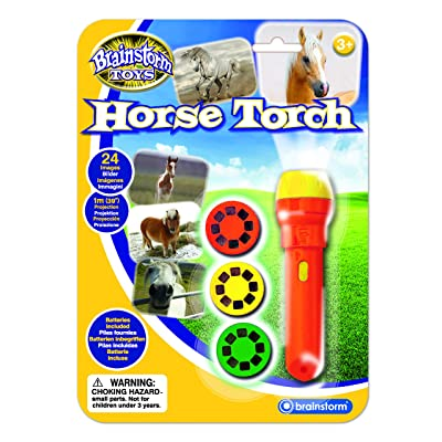 Brainstorm Toys My Very Own Horse Torch and Projector: Toys & Games