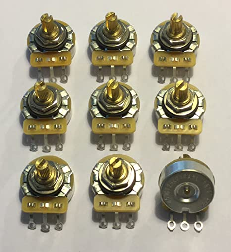 where are cts potentiometers made