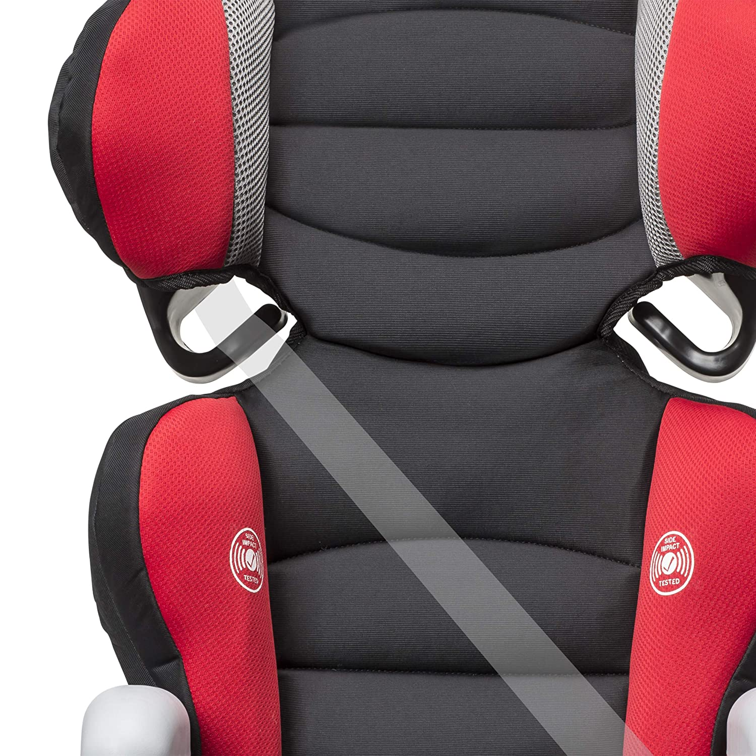 Carrissa Evenflo Amp High Back Booster Car Seat