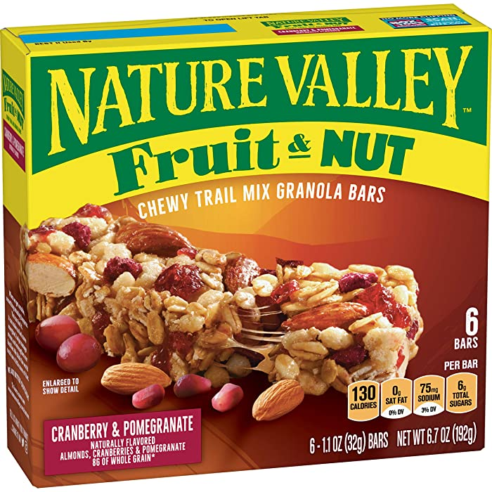 Top 10 Nature Valley Protein Almond Cranberry