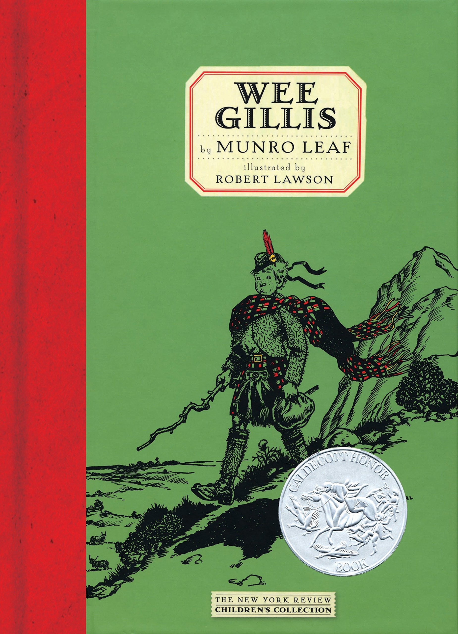 Read Online Wee Gillis (New York Review Children's Collection) ebook