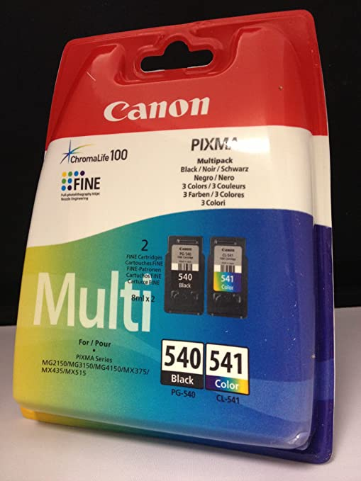 Original Cartuchos de tinta para Canon Pixma MG2150 MX375 MX515 MX ...