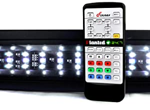 Finnex Planted+ 24/7 fully automated aquarium LED, controller