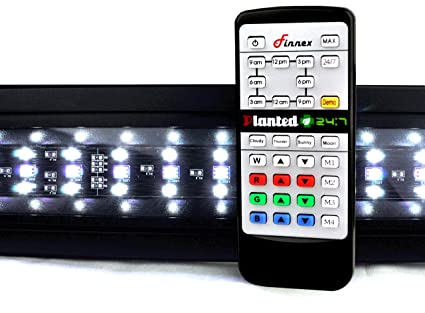 finnex planted 247 fully automated aquarium led controller 48 inch