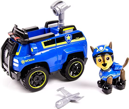 Image ofPaw Patrol - Miniatura vehículo - Chase's Spy Cruiser, Spin Master 6027647