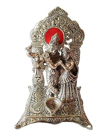 Buy Etsibitsi Radha Krishna God Idols Figures Handicraft For Gift