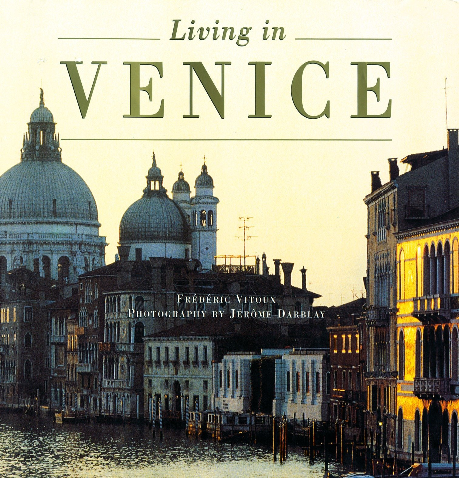 Living In Venice (New Edition) ebook