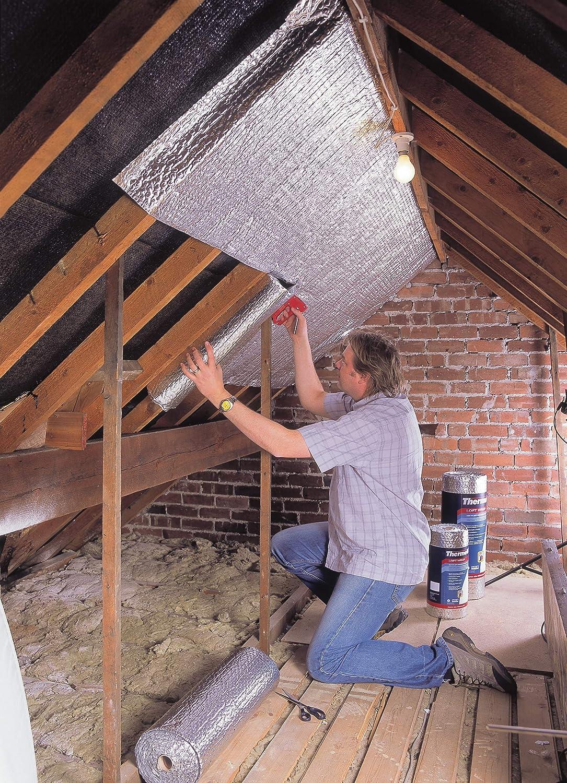 Rodillo aislante para paredes y pisos Thermawrap