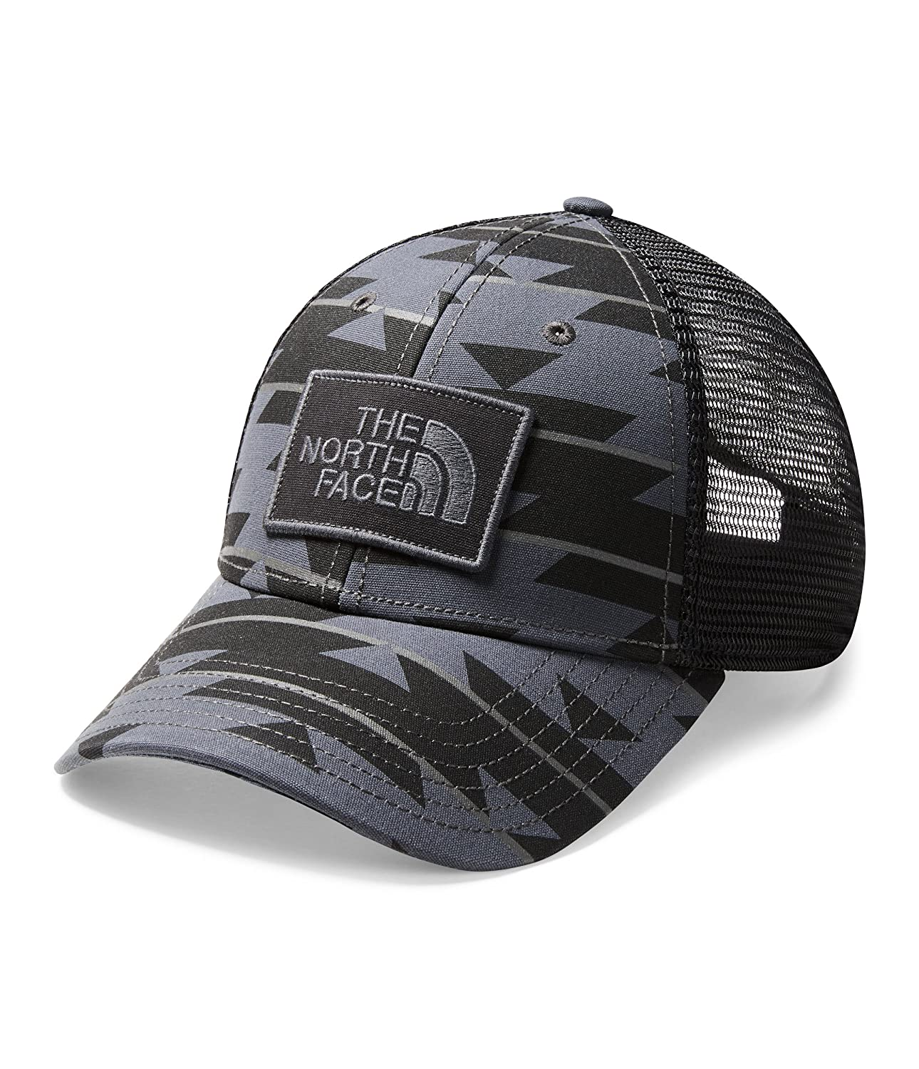 The North Face Printed Mudder Truck - Asphalt Grey Linear Topo Print - OS  at Amazon Men s Clothing store  c1e9a557080