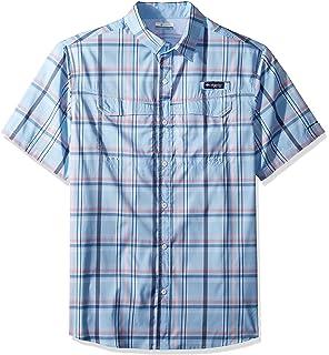 5d98ae85760d Amazon.com  Columbia Men s Low Drag Offshore Short Sleeve Shirt