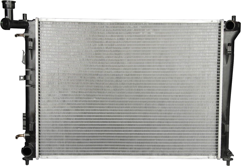 Spectra Premium CU2387 Complete Radiator for Hyundai Elantra and Tiburon
