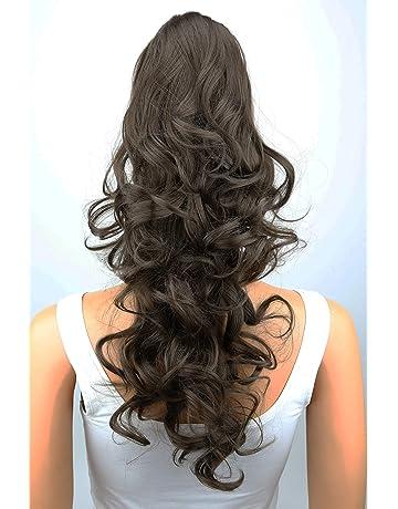 Amazon.es: Postizos - Extensiones de cabello, pelucas y accesorios ...