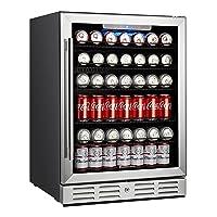 Kalamera Built-in/Freestanding Beverage Refrigerator