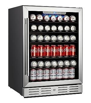 KALAMERA KRC-150BV 175 Cans Beverage Cooler/ Refrigerator