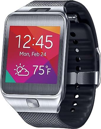 Samsung Gear 2 Smartwatch - Silver/Black (US Warranty) (Discontinued by Manufacturer)