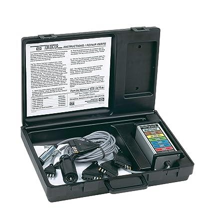 amazon com: hopkins 50918 tow doctor vehicle wire harness test unit:  automotive