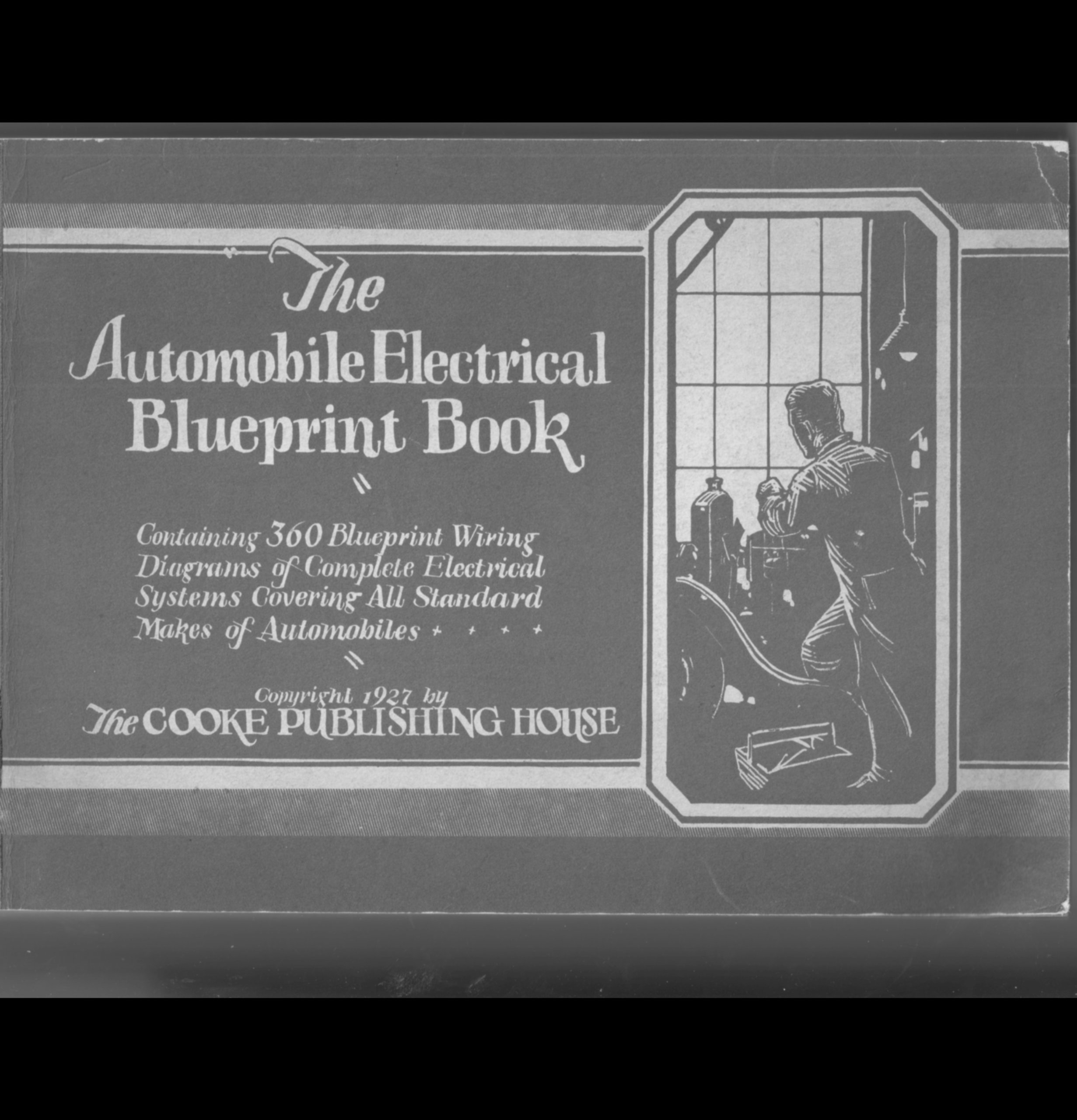 The Automobile Electrical Blueprint Book - Containing 308 ... on automobile icon, automobile outline, automobile art, automobile symbol, automobile sign, automobile line view, automobile drawing, automobile history,