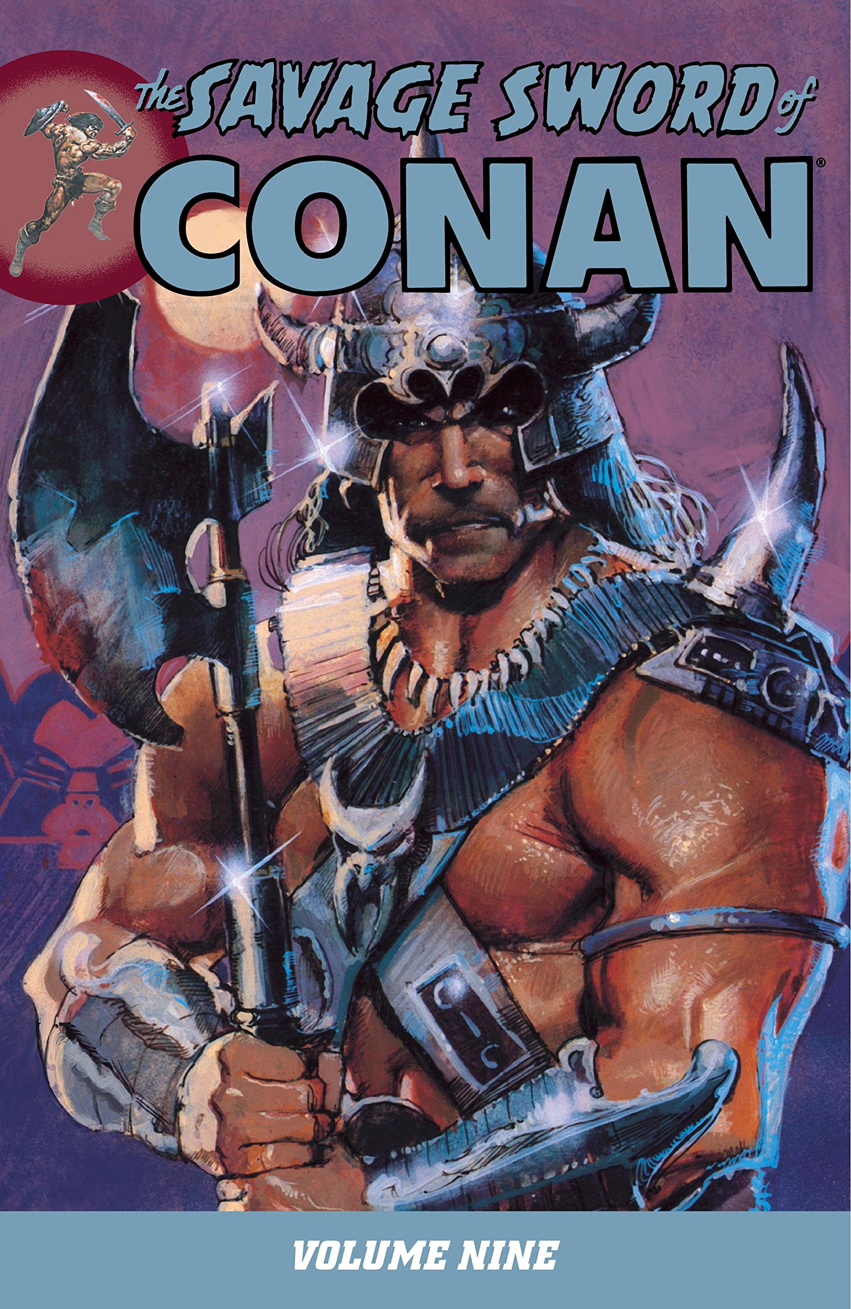 Download The Savage Sword of Conan Volume 9 ebook