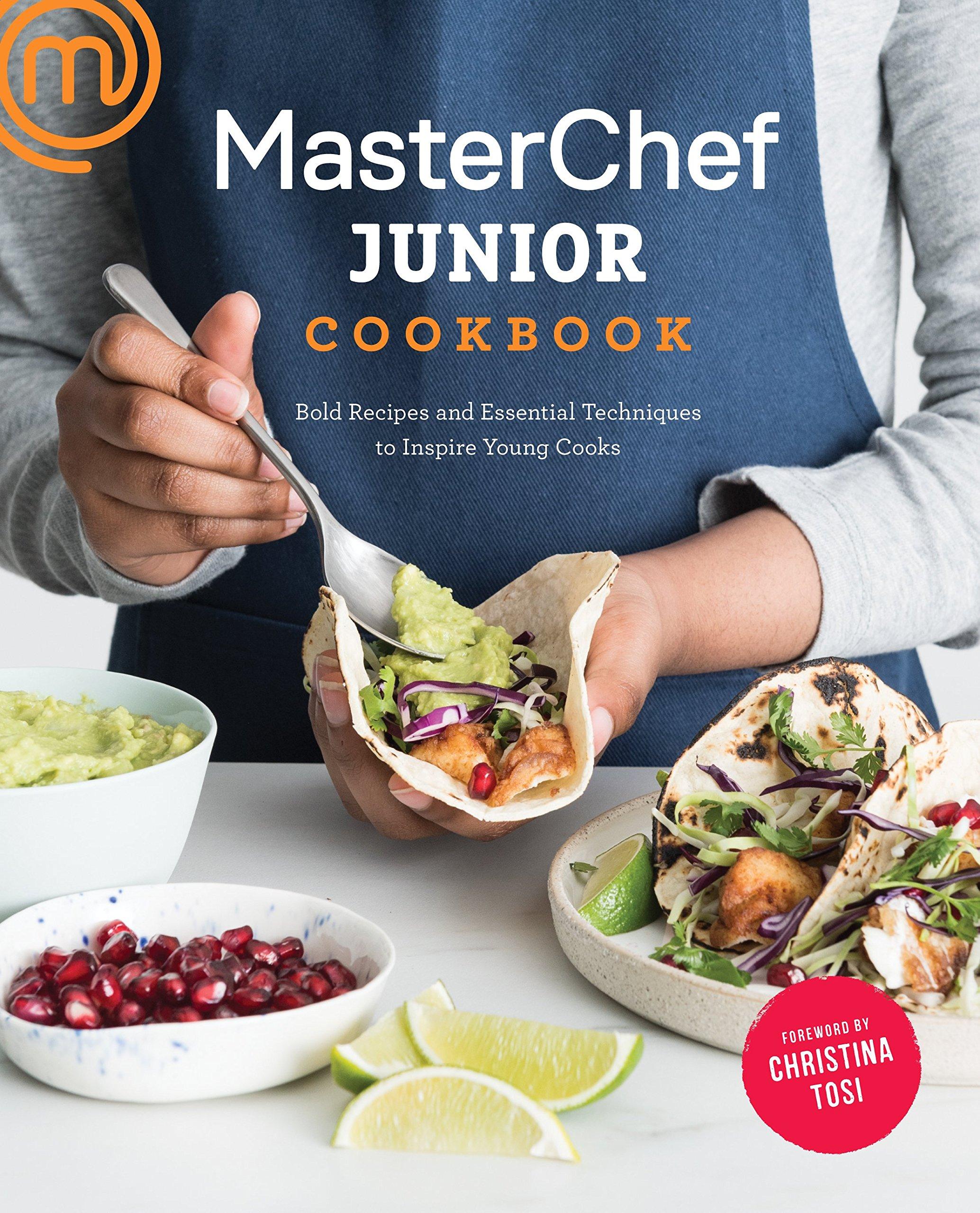 MasterChef Junior Cookbook Essential Techniques product image