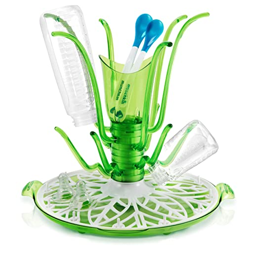 Munchkin Sprout Drying Rack Review
