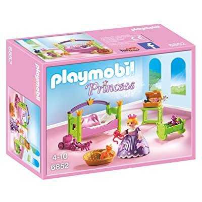 PLAYMOBIL Royal Nursery: Toys & Games