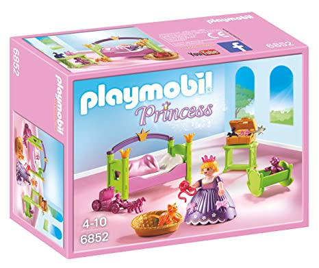 18 Style 7.5 cm Playmobil Princesse Ensemble Poupées Bain Royal ...