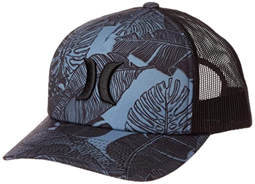 74de2eef Hurley Paradise Winds Women's Trucker Hat - Celestial Teal at Amazon Women's  Clothing store: