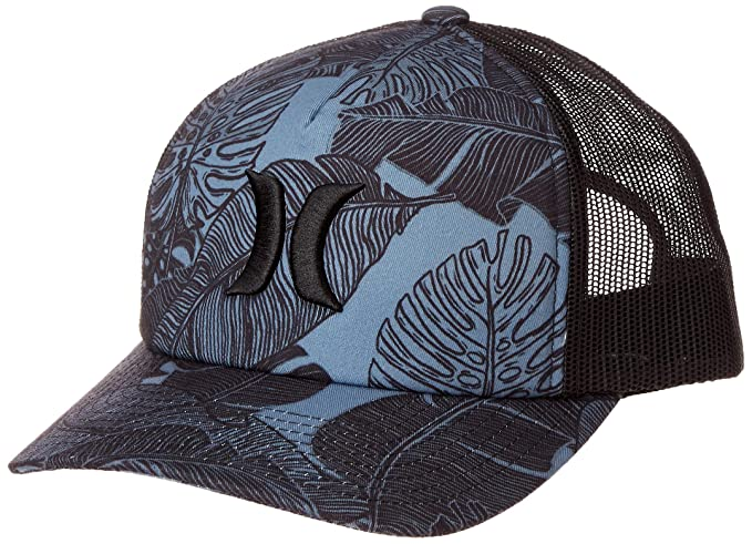 more photos 64d89 573ee ... italy hurley paradise winds womens trucker hat celestial teal d82cf  2abdd