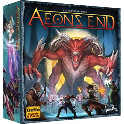 Aeons End 2nd Edition: Toys & Games