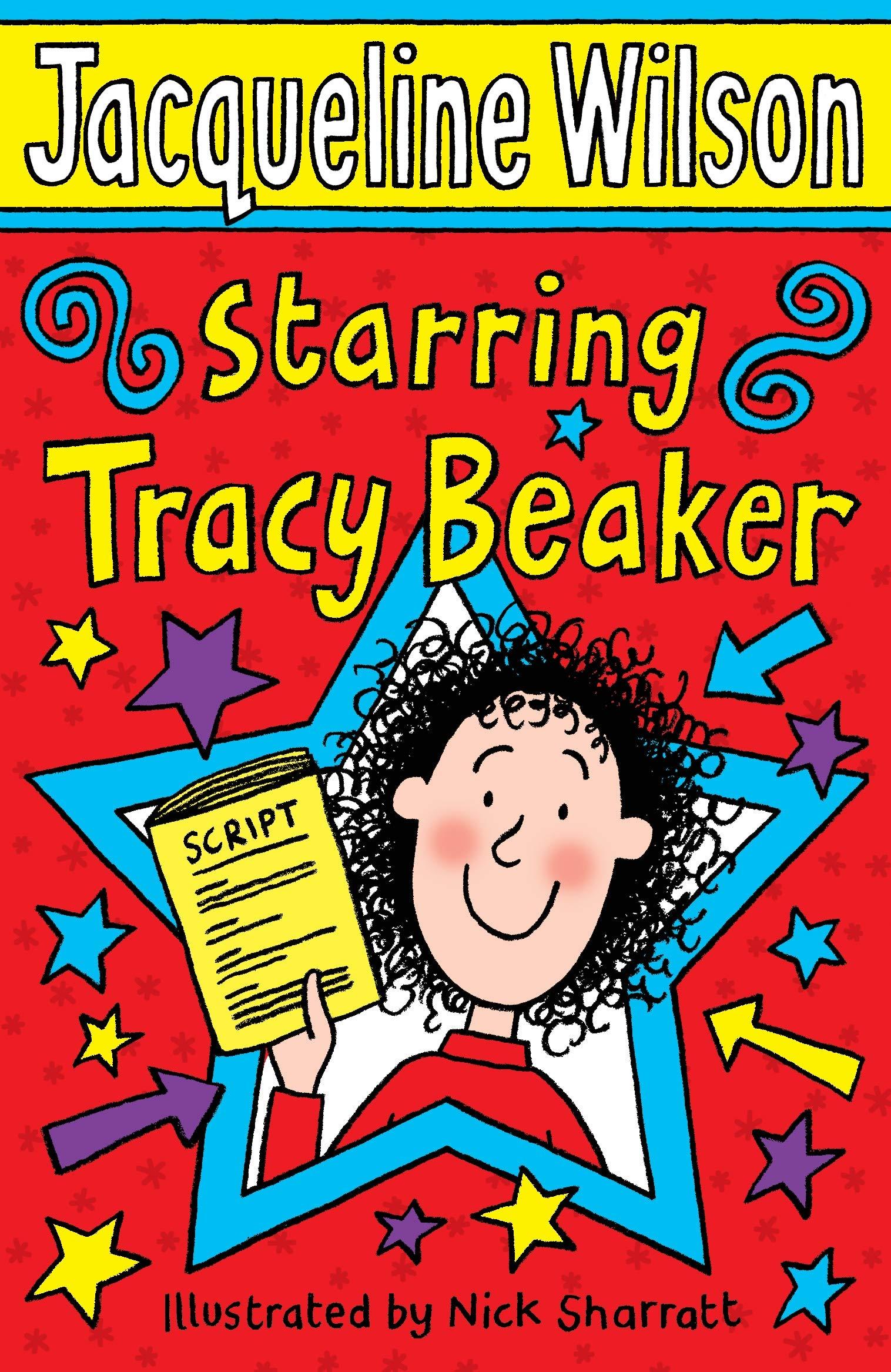 Starring Tracy Beaker pdf epub