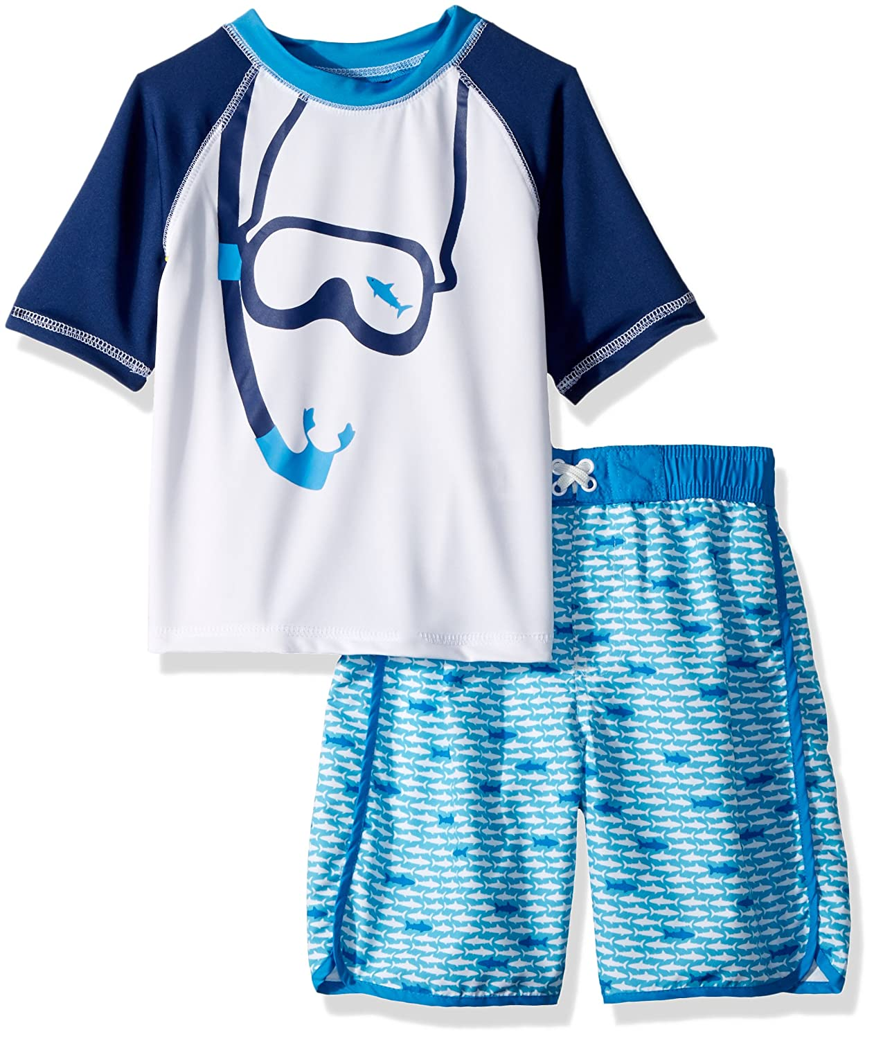 iXtreme Boys' Printed Rashguard Sets
