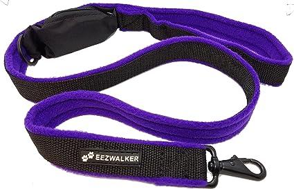 EEZWALKER Built-In Poop Bag Leash Easy /& Convenient Waste Bags