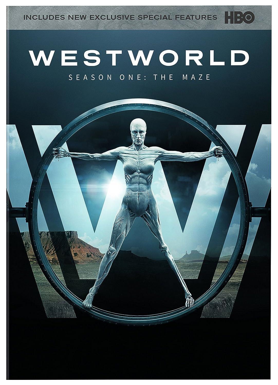 Westworld: S1 (DVD)