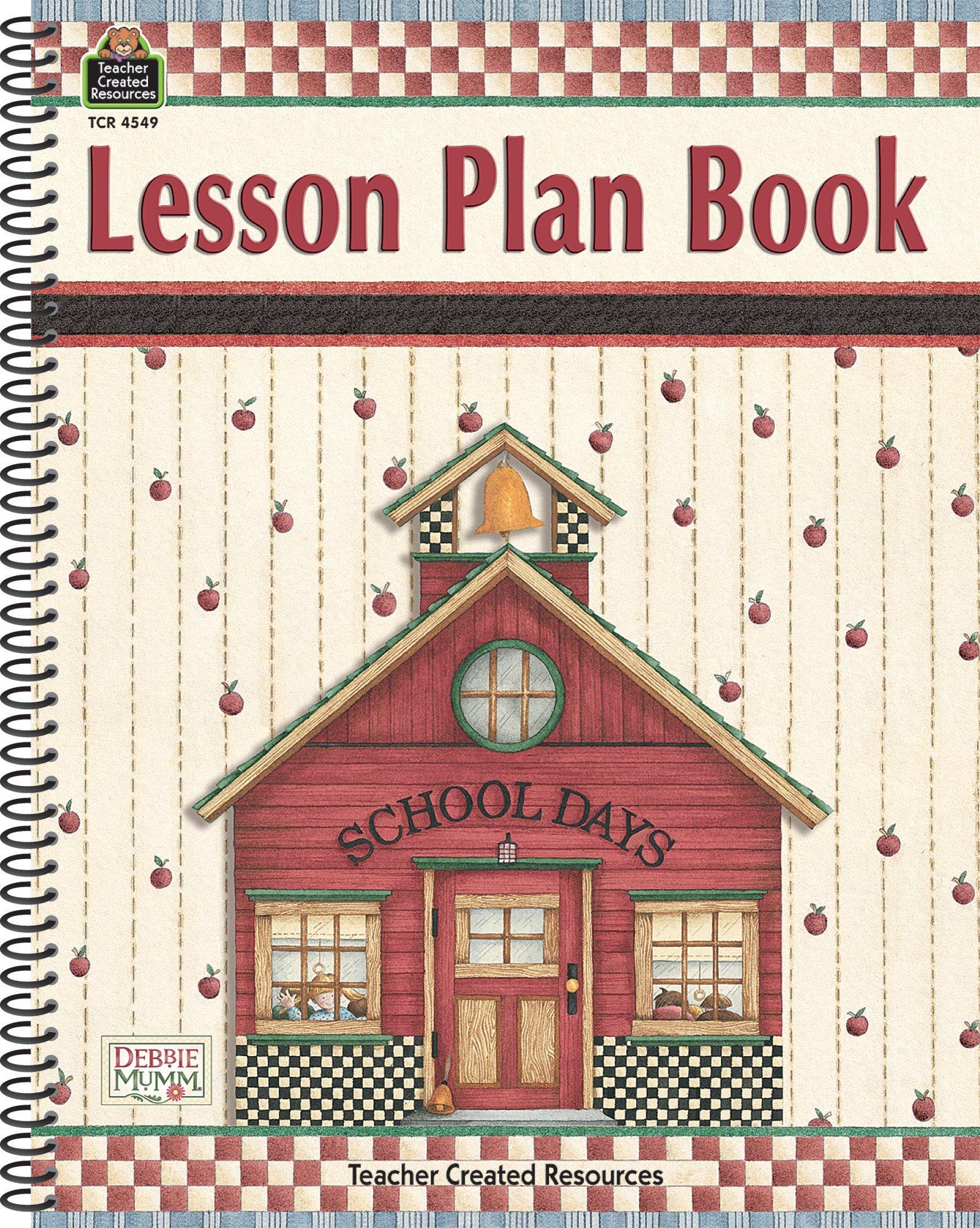 Lesson Plan Book Debbie Mumm product image