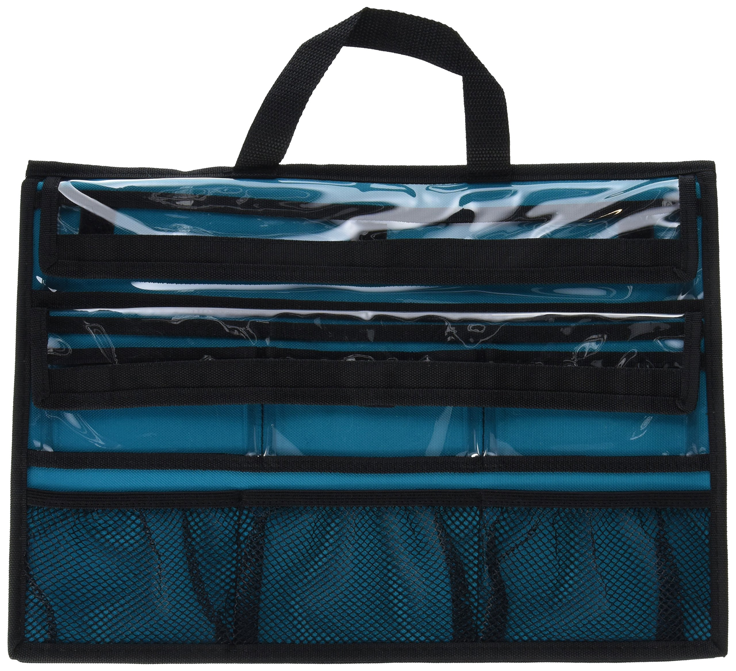 Tutto Tool Holder Sewing Machine case, Turquoise
