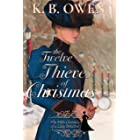 The Twelve Thieves of Christmas: A Lady Detective for Hire Historical Mystery (Chronicles of a Lady Detective Book 5)