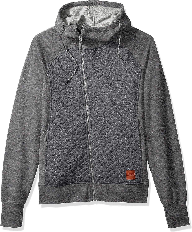 Oakley Damen Sundown Hoodie Full Zip Sweatshirt, Athletic