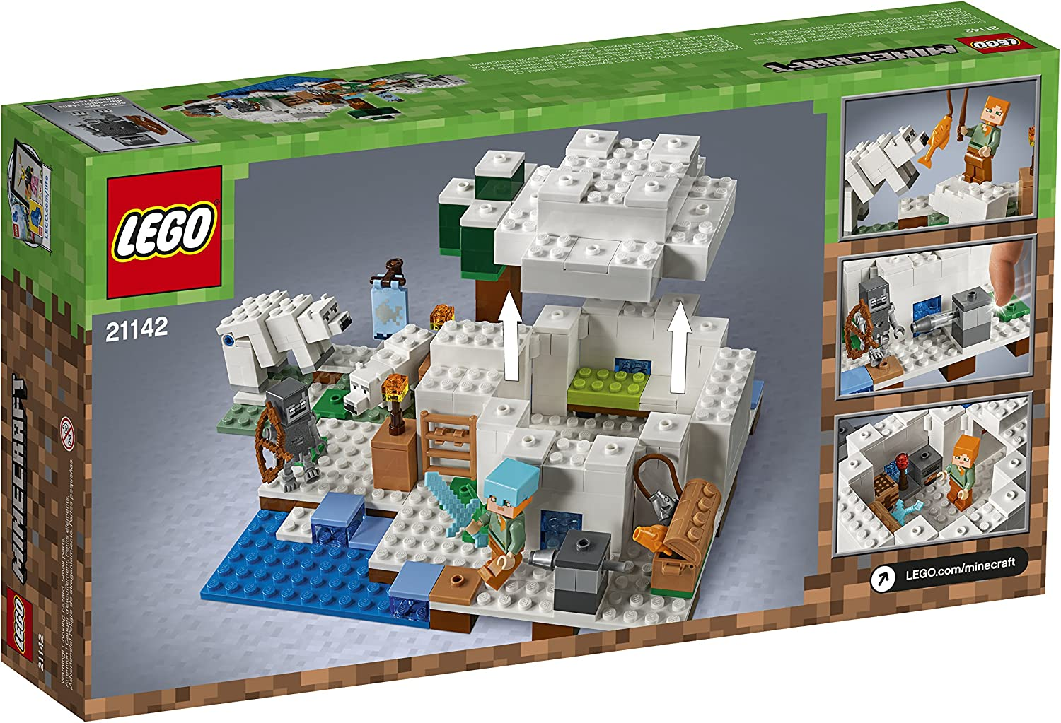21142 lego prezzo amazon